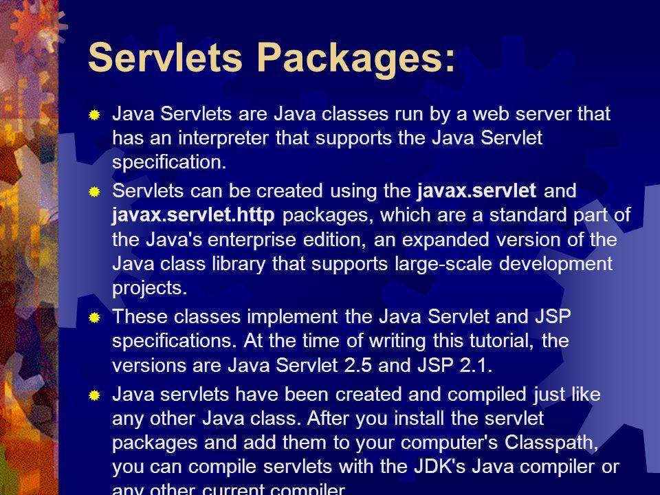 Java Servlets  - ppt video online download