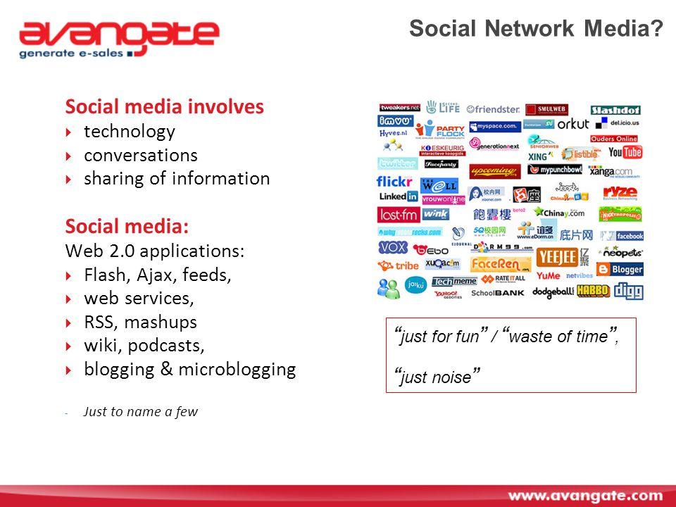 Social Network Media.