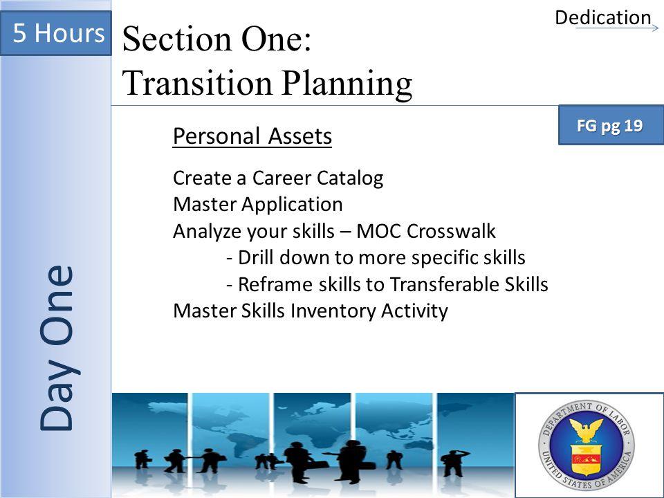 greenhalghmarina careertransitionplan