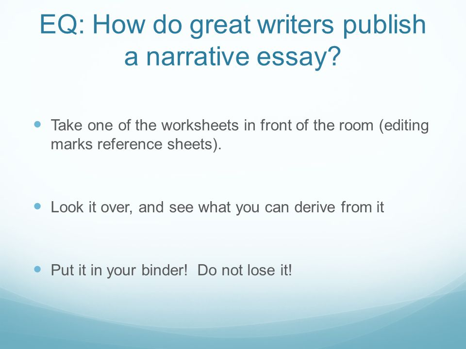 Any one excellent in editing essays??Please Help.?