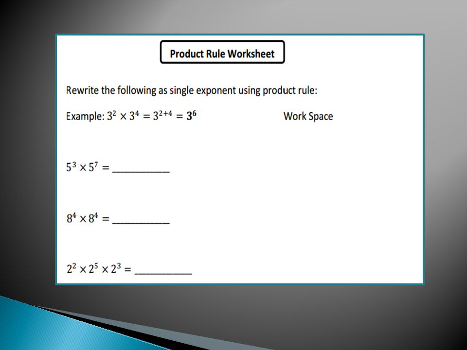 Rounding Whole Numbers Worksheet Excel Identifying The Concept Parts And Laws Exponents Show Repeated  Native American History Worksheets Pdf with Subtracting Integers Worksheet Pdf   Any Base With A Zero Exponent Will Have A Value Of  Excel Worksheet Password Recovery Pdf