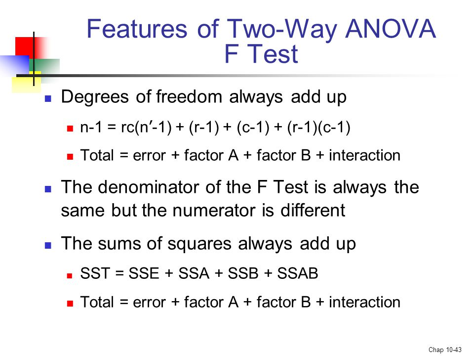 anova and nonparametric test Nonparametric one-way analysis of variance suppose that you want to perform a nonparametric one-way anova and also test for scale differences for ozone levels.