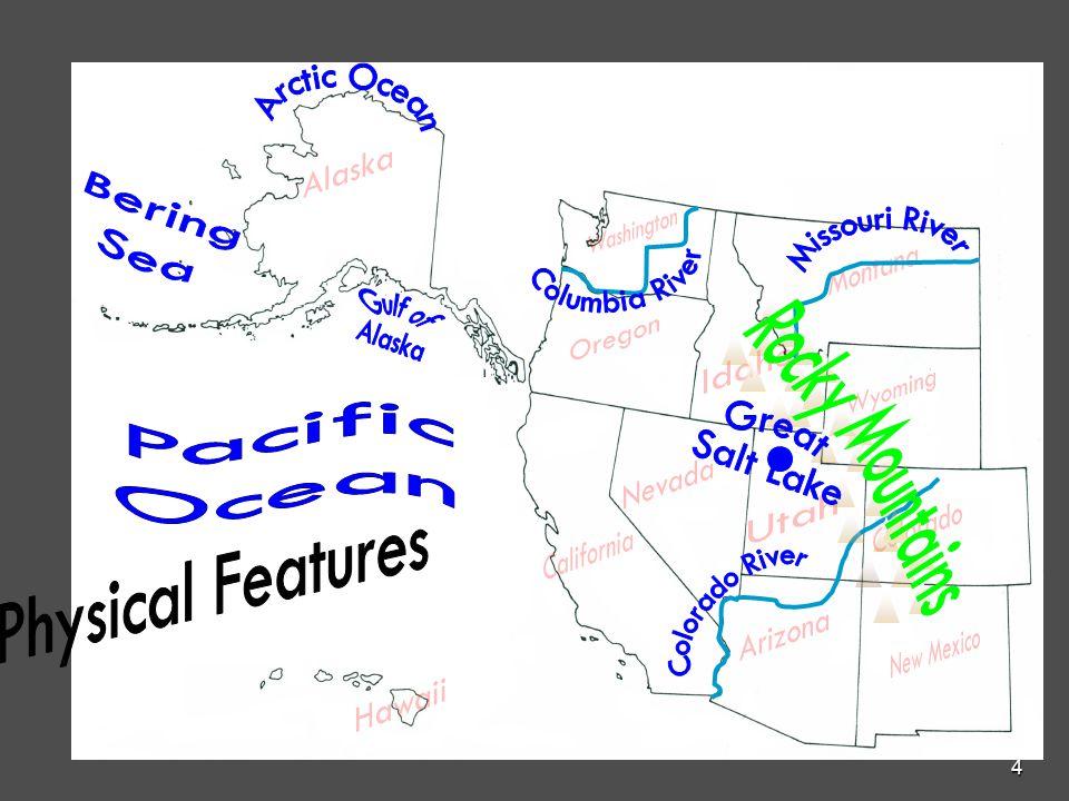 Western United States Postal Abbreviations WA Washington ID - West region states and capitals