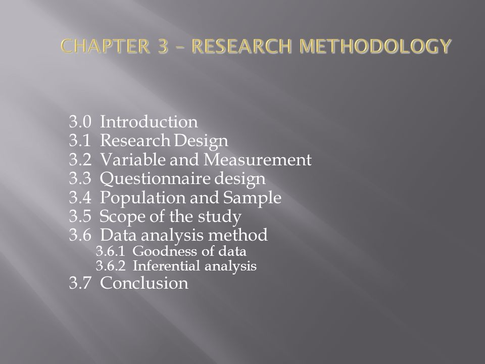 2.0 Introduction 2.1 Body of the literature General area of research Underlying theory Variables used from previous literature 2.2 Theoretical Framework 2.3 Hypotheses 2.4 Conclusion