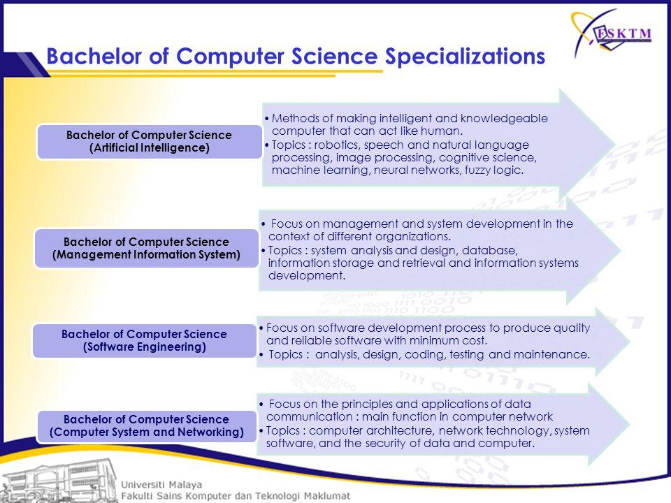 artificial intelligence bachelor