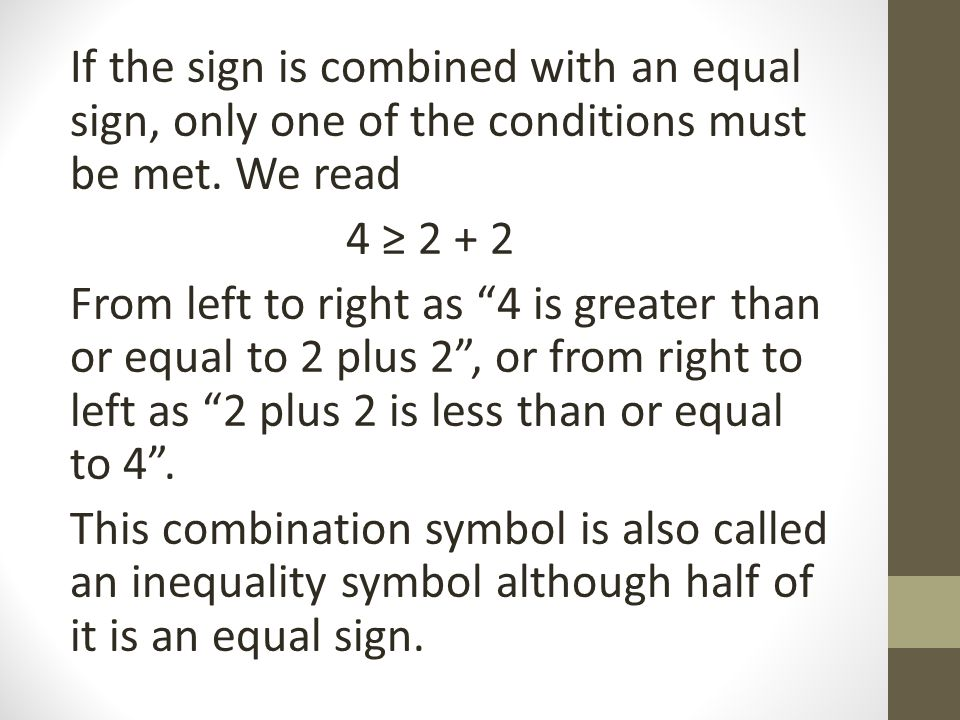 Bell Work Simplify Answer 136 Lesson 37 Inequalities Greater