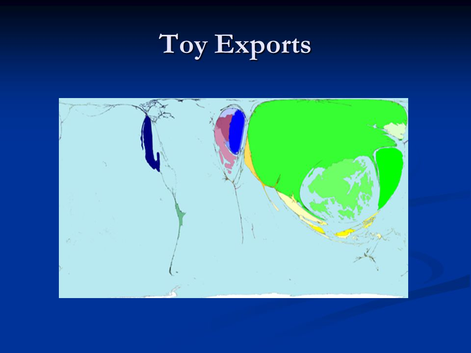 Toy Exports