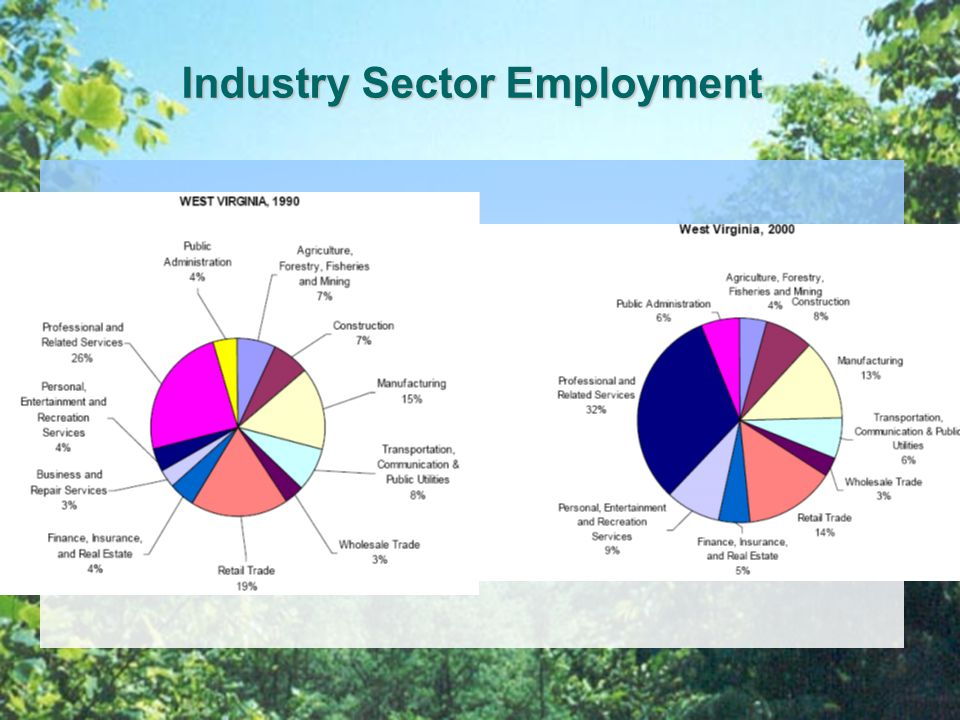 Industry Sector Employment