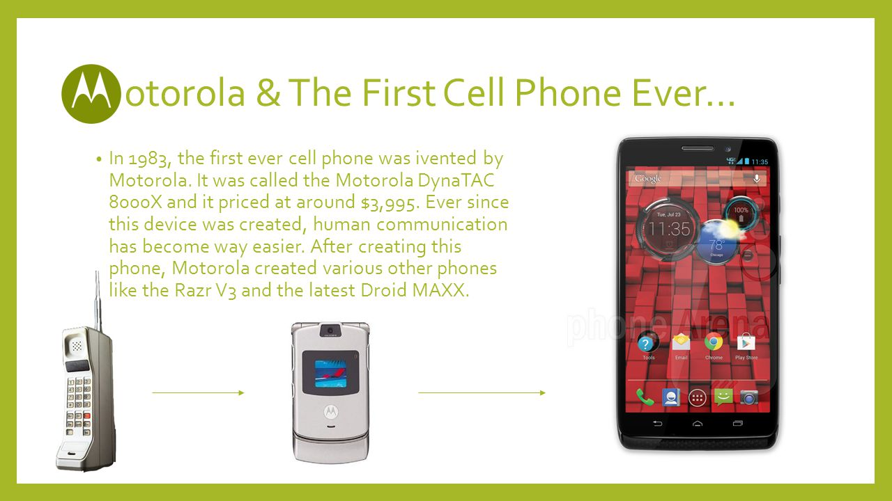 evolution of cell phones essay Free essay: the cell phone evolution table of contents the beginning 3 a new way to communicate 4 present cell phones 6 future cell.