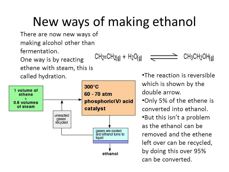 Fermentation How is fermentation used to make ethanol? - ppt download