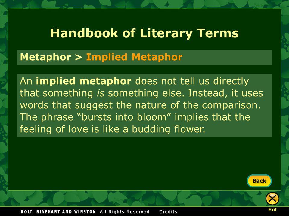 Extended Metaphor Essay