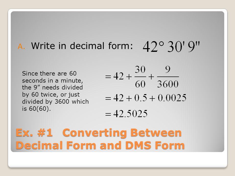 6.1Right-Triangle Trigonometry Objectives: 1. Define the six ...