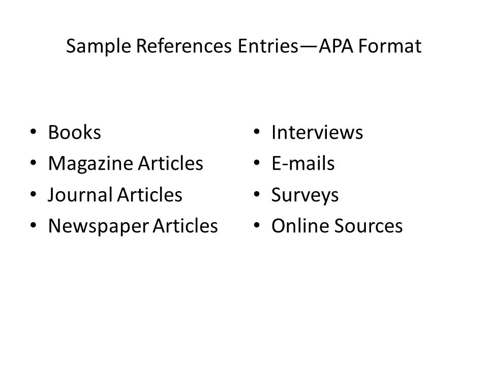 apa format for newspaper articles