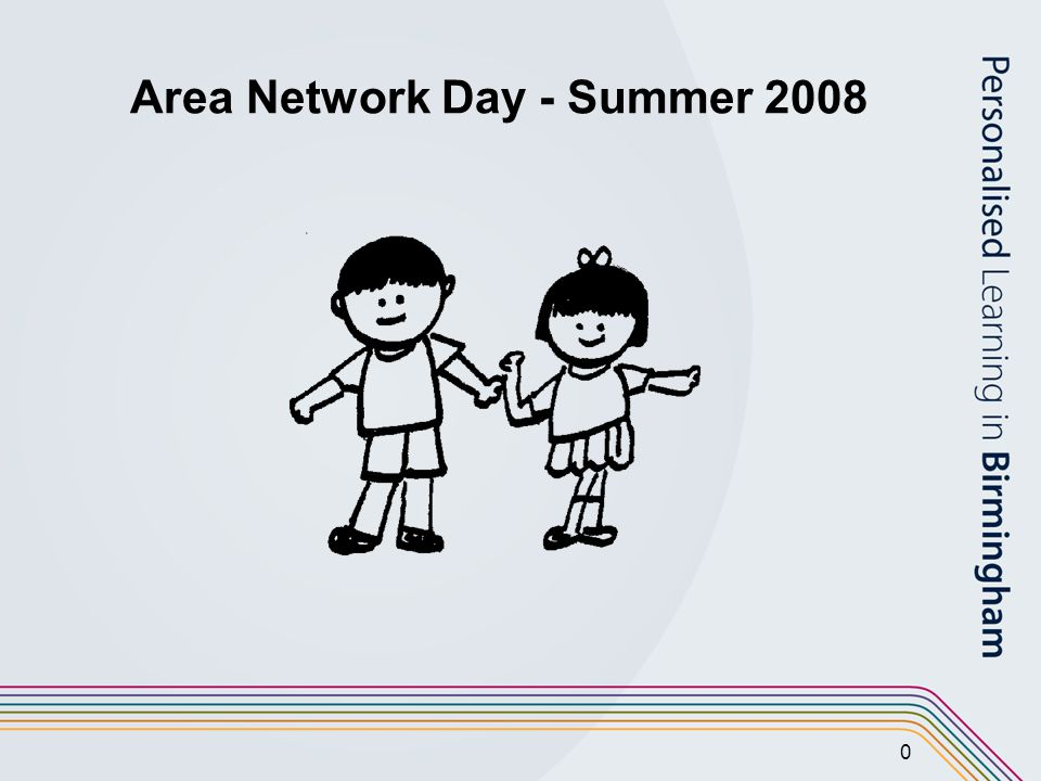 0 Area Network Day - Summer 2008