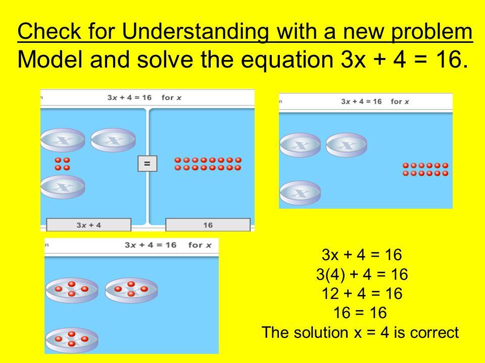 solve x 4 16 Gallery