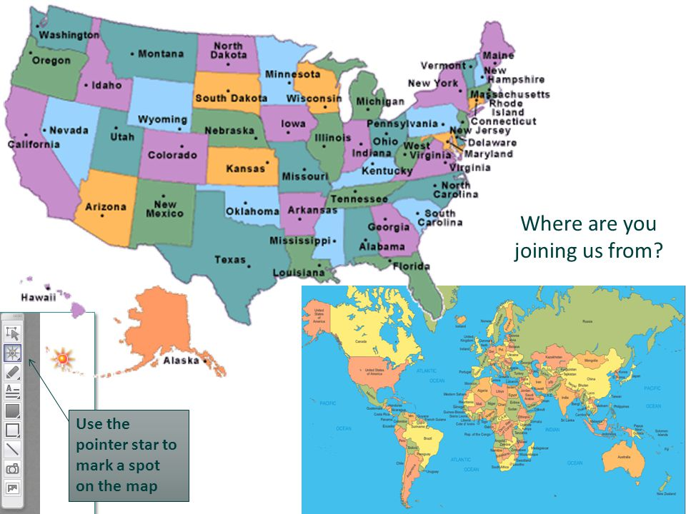Diverse Volunteer Recruitment A Webinar For The Student Coalition - Us literacy map