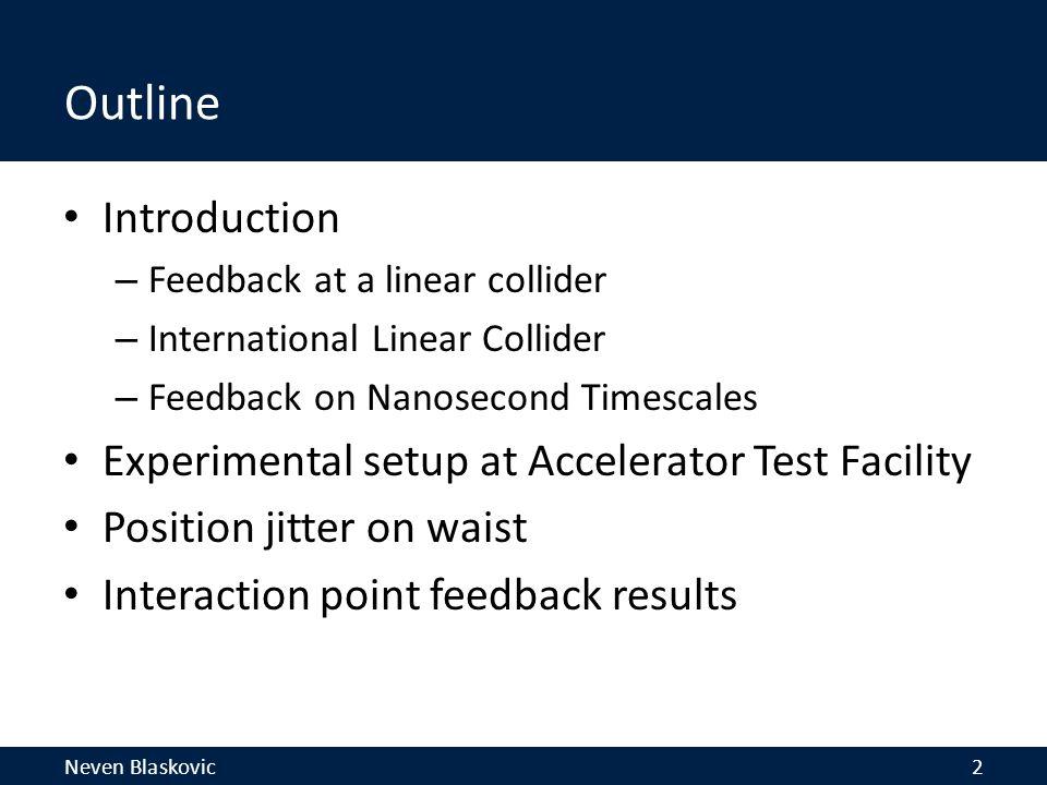 Bett Position progress towards nanometre level beam stabilisation at atf2 n