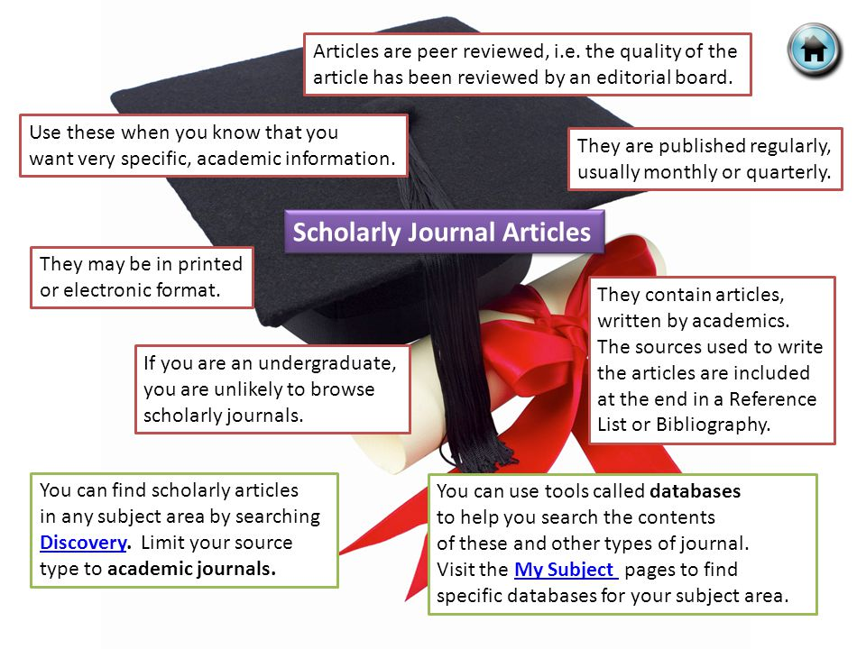 academic article search