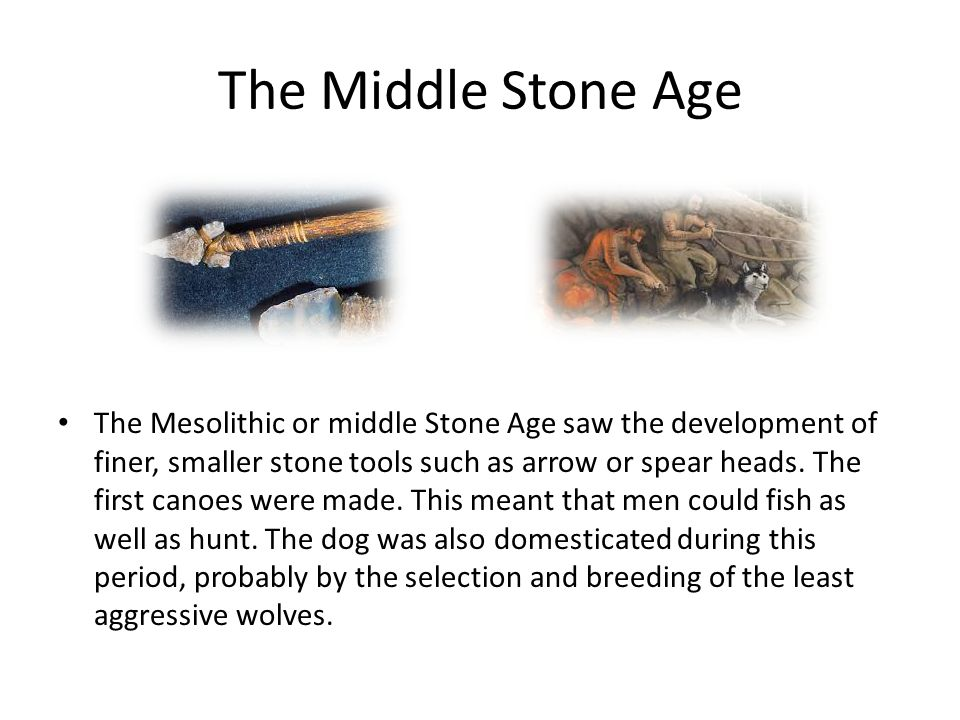 The Stone Age By Joshua Smith. What Was The Stone Age? The Stone ...