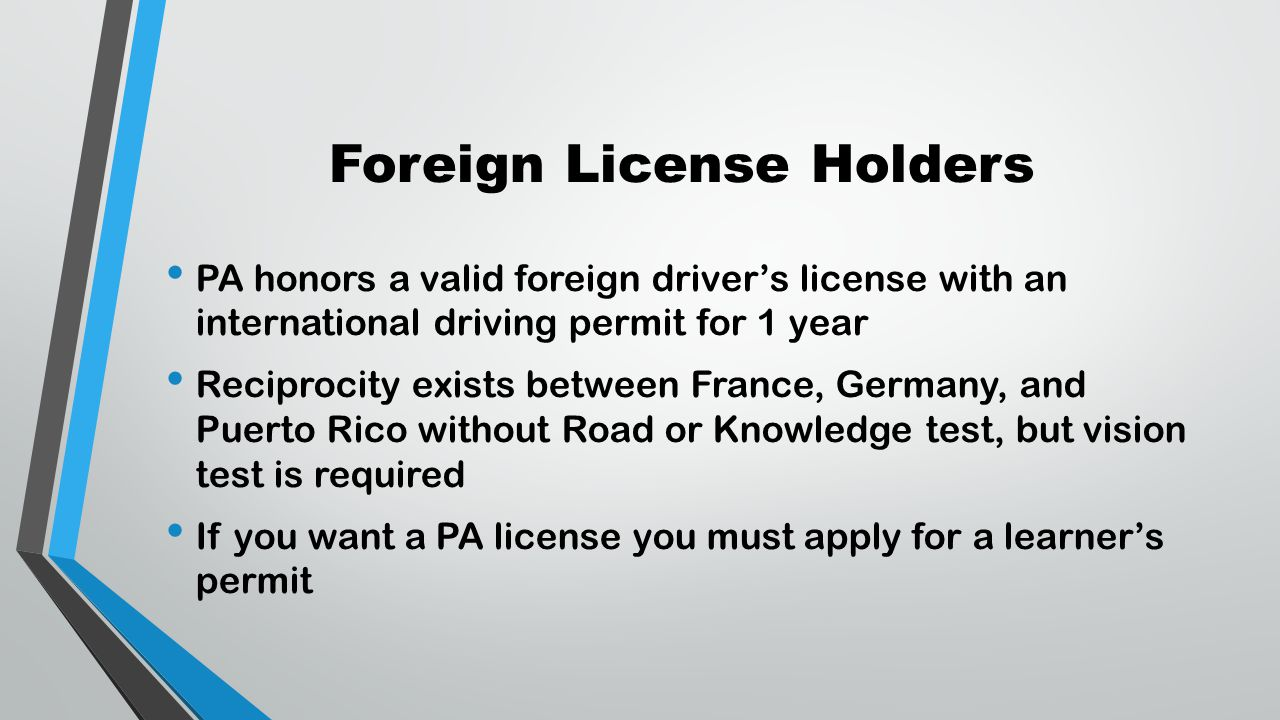 drivers license test ohio locations