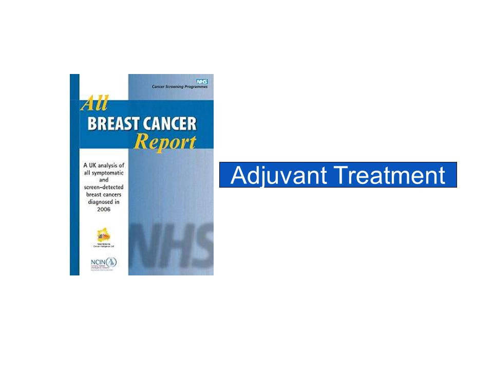 Adjuvant Treatment