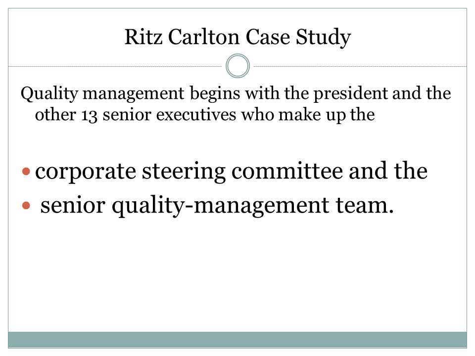 ritz carlton crm case study