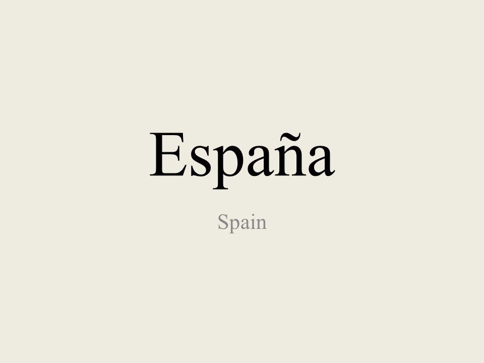 España Spain