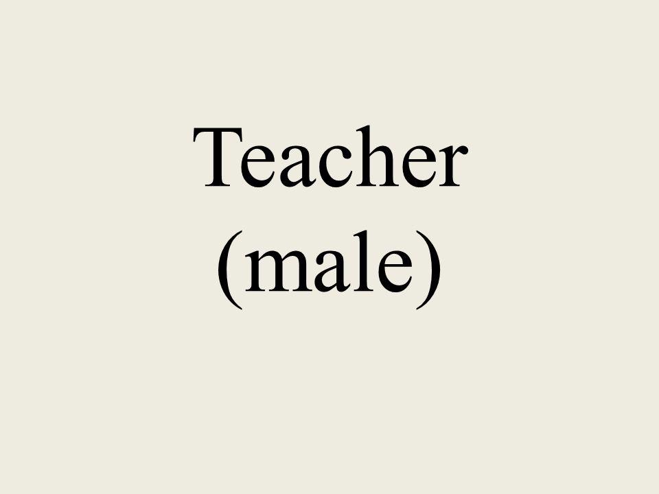 Teacher (male)