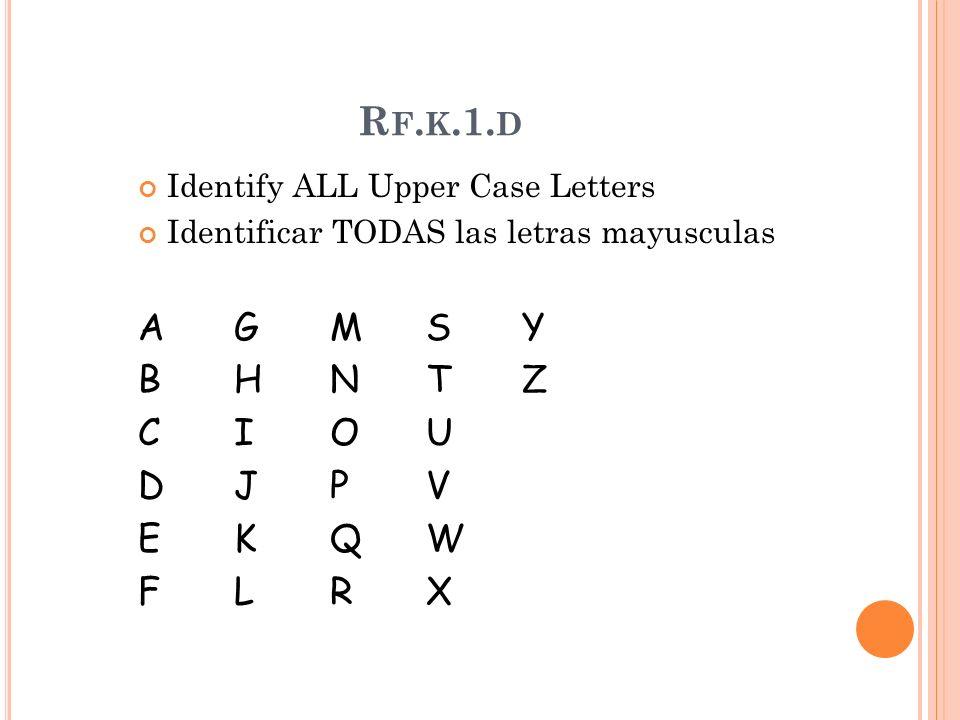 R F. K.1.