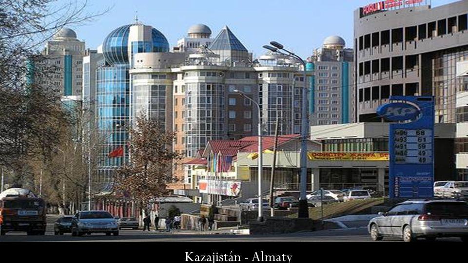 Turkmenistán - Ashgabat