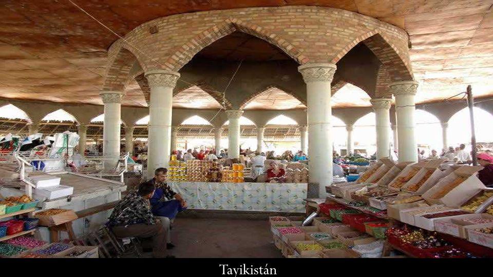 Uzbekistán - Samarkand