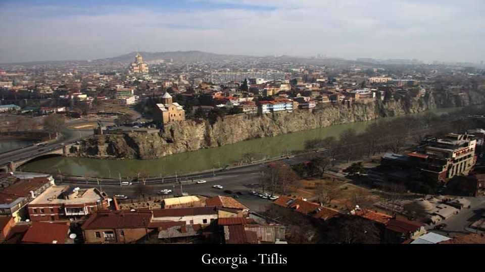 Armenia – Monasterio Gandzasar