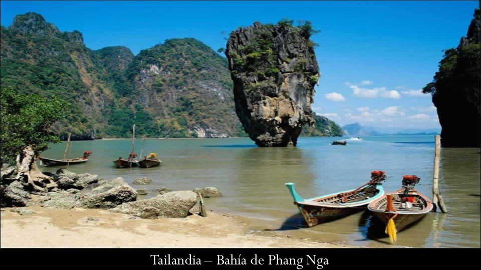Tailandia - Bangkok
