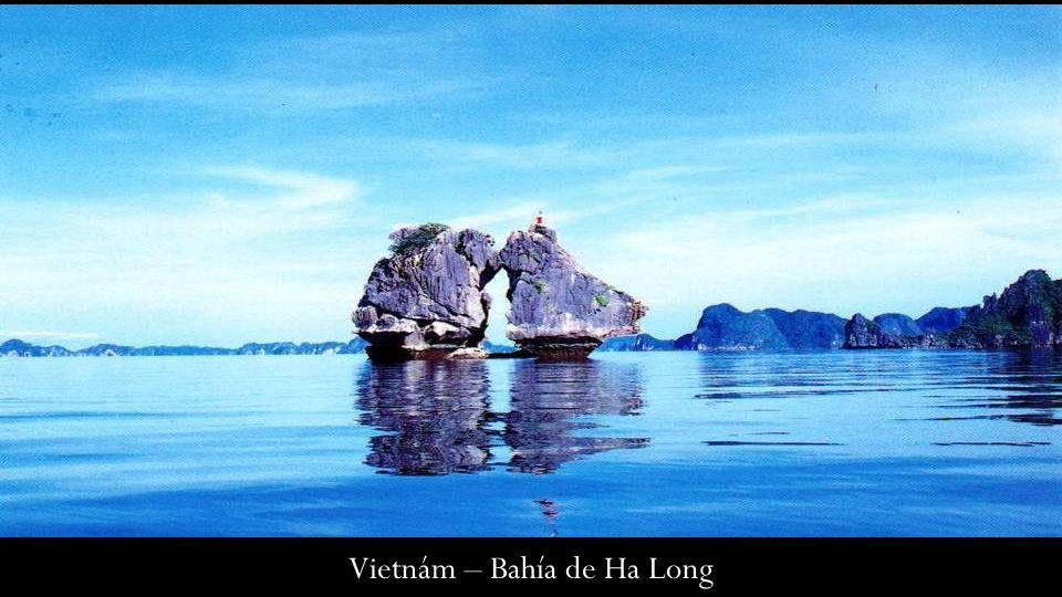 Tailandia – Bahía de Phang Nga
