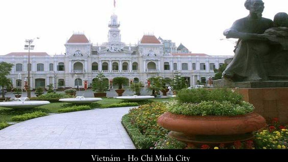 Vietnám – Bahía de Ha Long