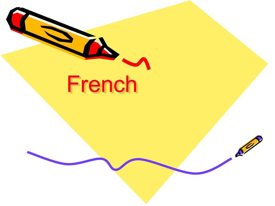 FrenchFrench