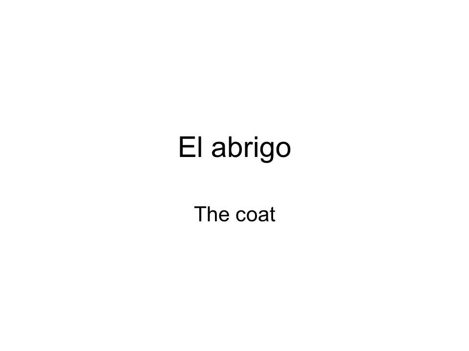The coat