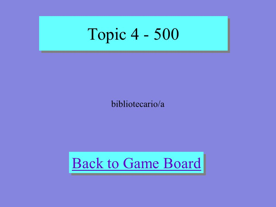 Topic 4 - 500 Check Your Answer librarian