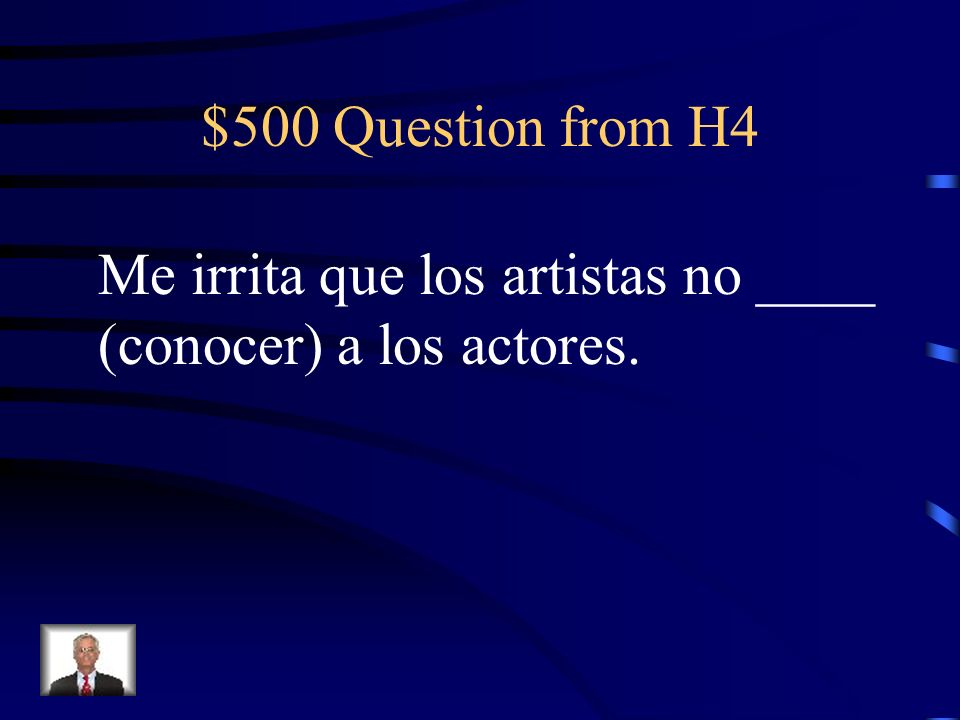 $400 Answer from H4 almuerce