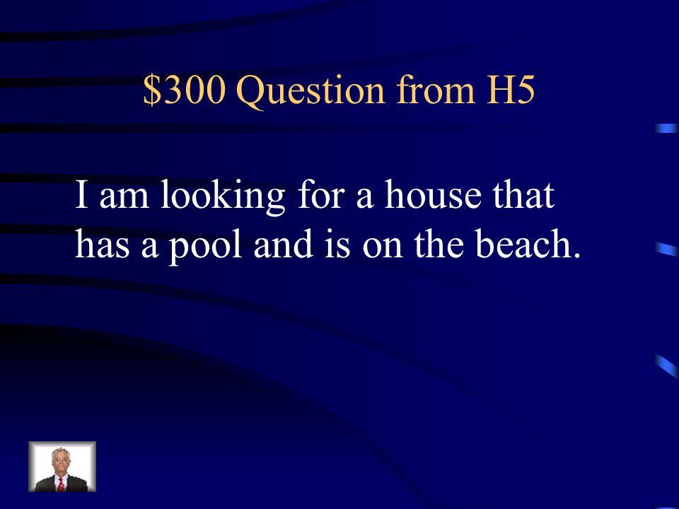 $200 Answer from H5 Es cierto que un buen amigo es leal.
