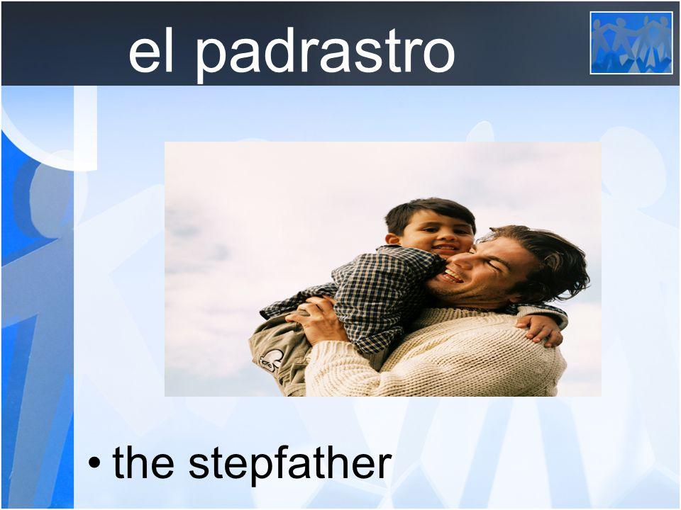 el padrastro the stepfather