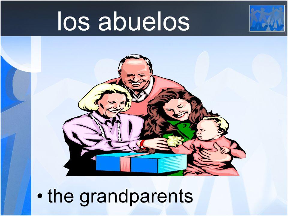 el abuelo the grandfather