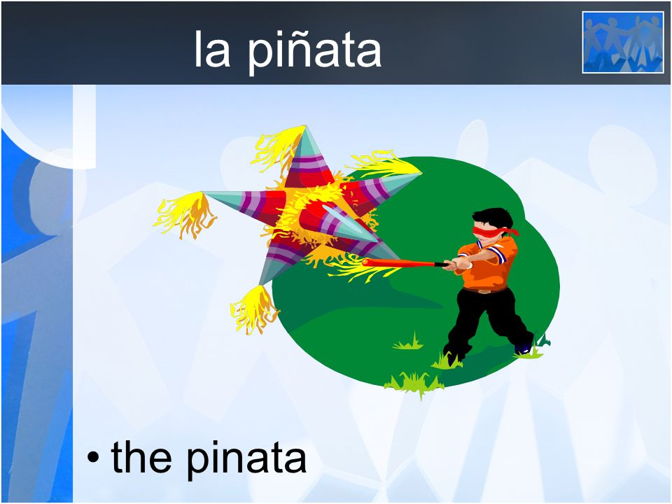 la piñata the pinata