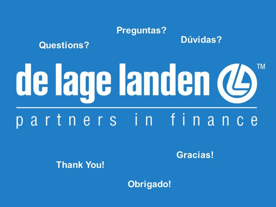 V Conferencia Latinoamericana de Leasing Preguntas? Questions? Dúvidas? Thank You! Gracias! Obrigado!