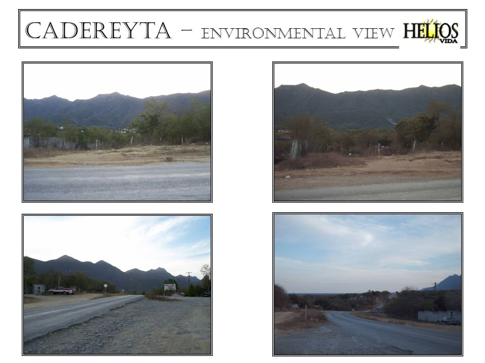 Cadereyta – environmental view