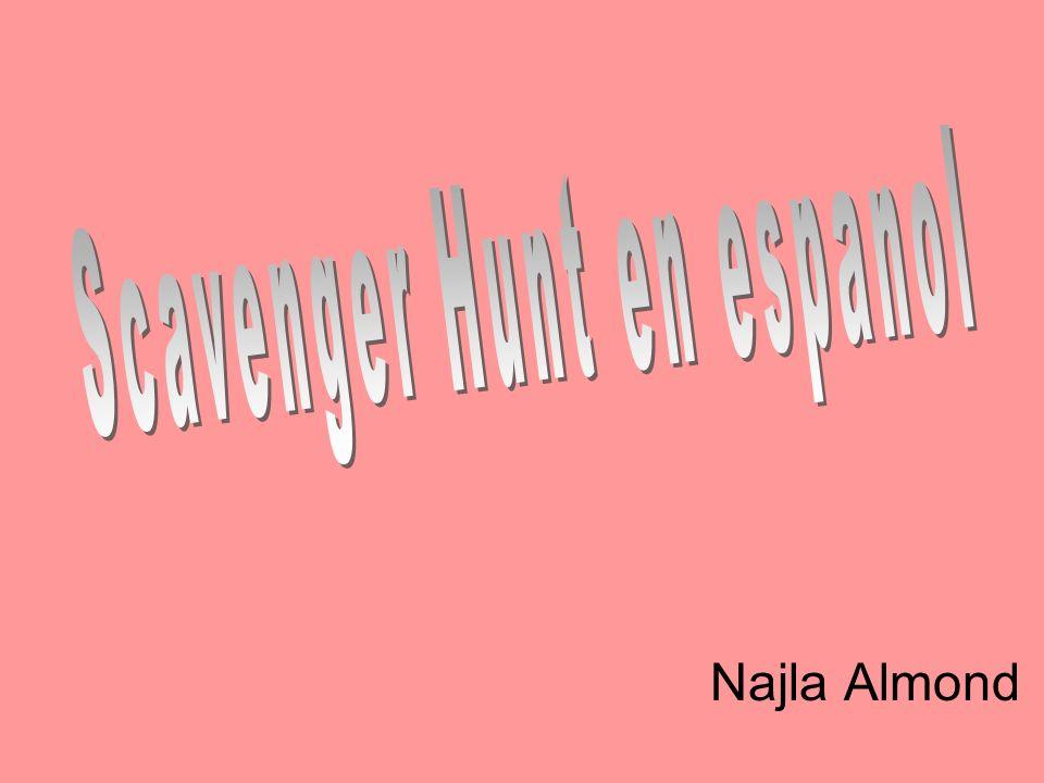 Najla Almond