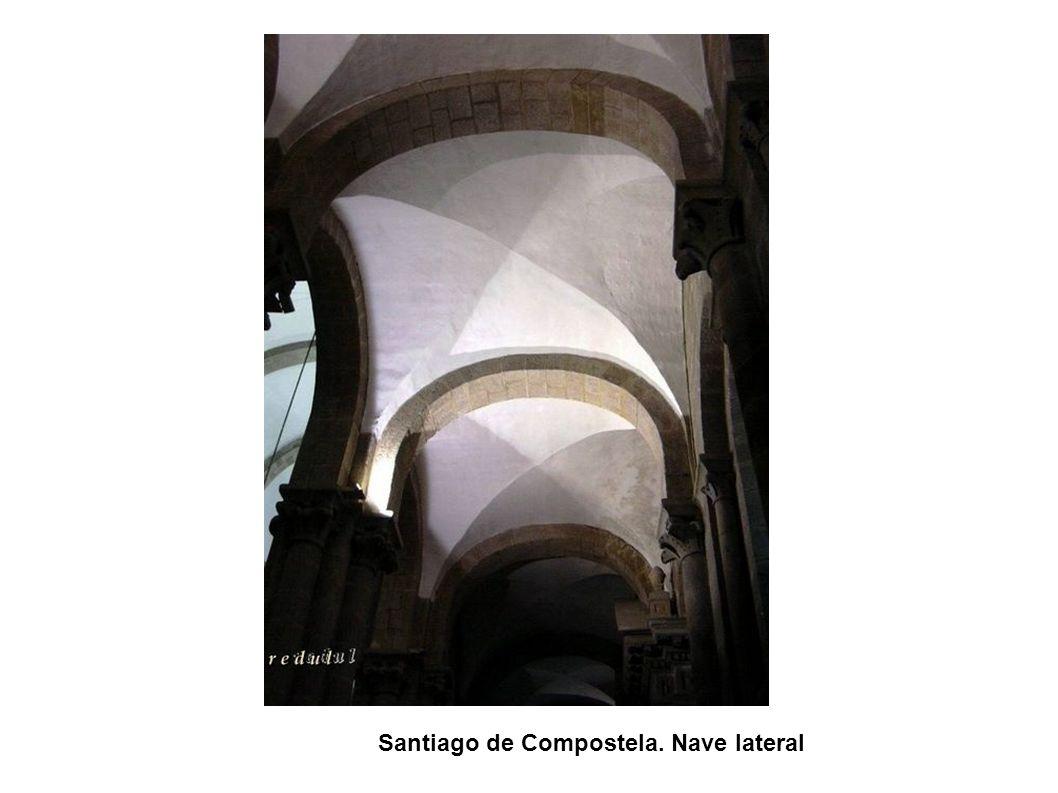 Santiago de Compostela. Nave lateral