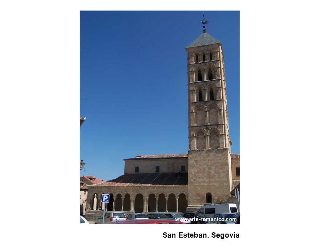 San Esteban. Segovia