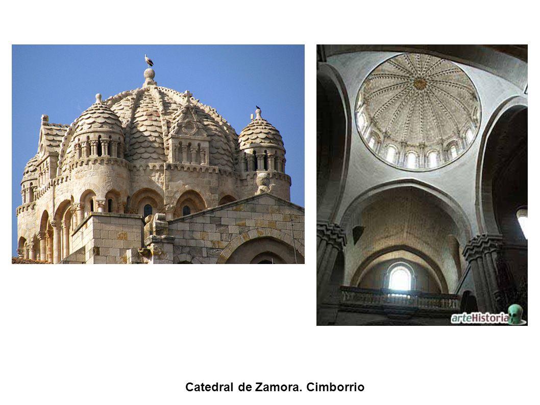 Catedral de Zamora. Cimborrio