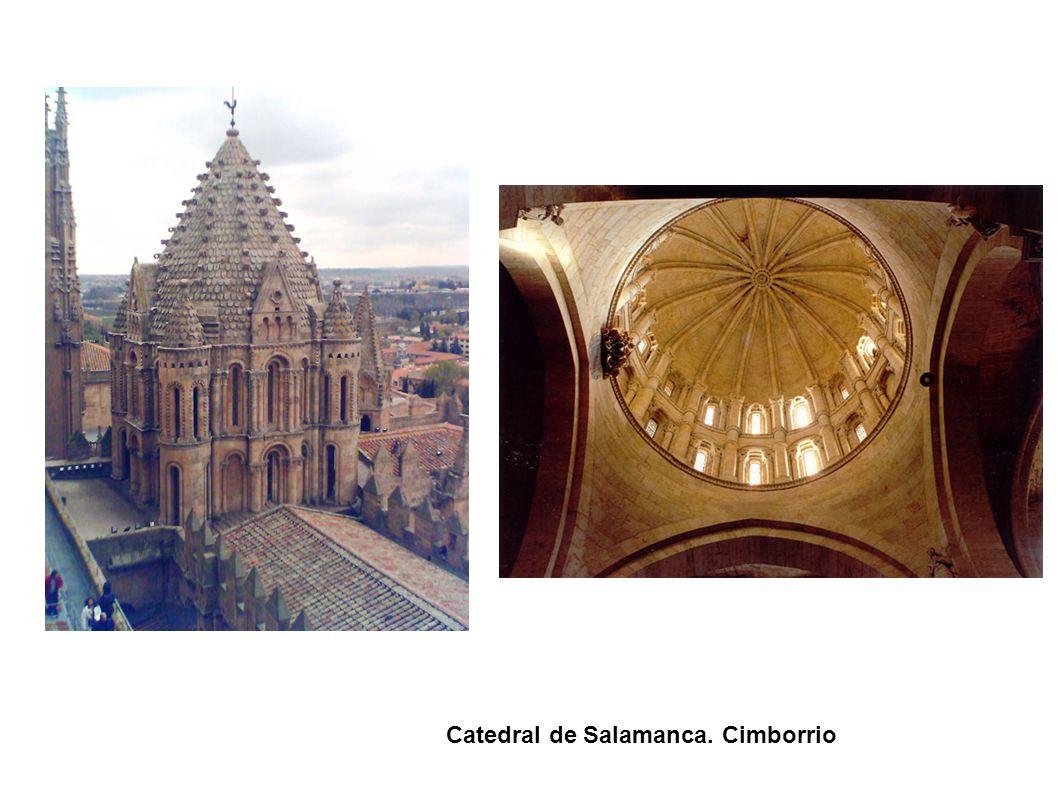 Catedral de Salamanca. Cimborrio